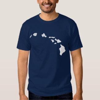 Islas hawaianas polera