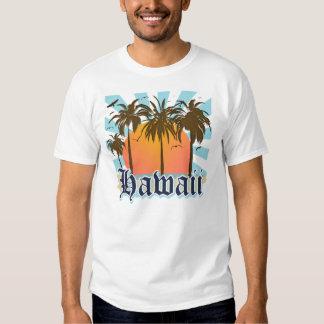 Islas hawaianas Sourvenir de Hawaii Camisas