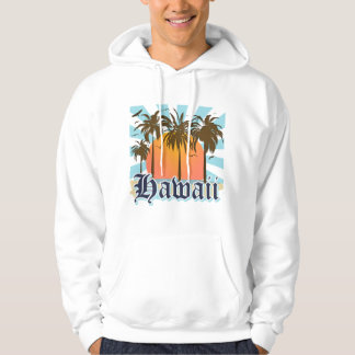 Islas hawaianas Sourvenir de Hawaii Jersey Encapuchado