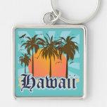Islas hawaianas Sourvenir de Hawaii Llavero