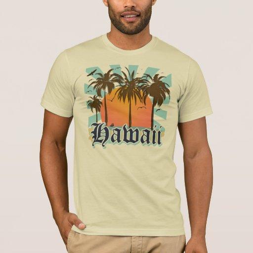 Islas hawaianas Sourvenir de Hawaii Playera