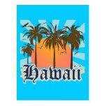 Islas hawaianas Sourvenir de Hawaii Postal