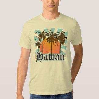 Islas hawaianas Sourvenir de Hawaii Remera