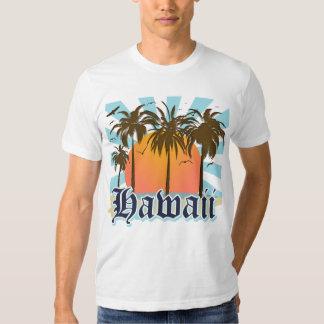 Islas hawaianas Sourvenir de Hawaii Remeras