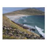 Islas Malvinas, Malvinas del oeste, Saunders Tarjeta Postal