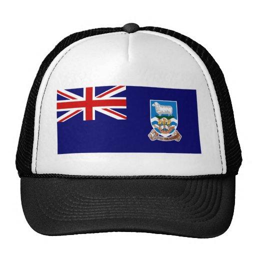 Islas Malvinas, Reino Unido Gorras De Camionero