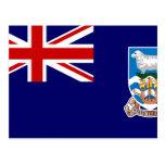 Islas Malvinas, Reino Unido Postales