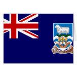 Islas Malvinas, Reino Unido Tarjetón