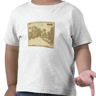 Islas occidentales medias camiseta