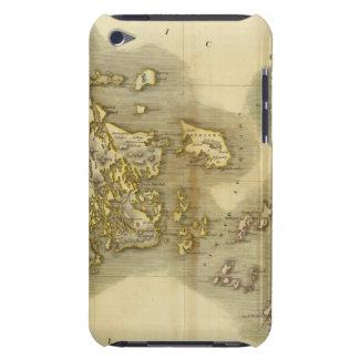 Islas occidentales medias Case-Mate iPod touch carcasa