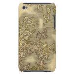 Islas Orcadas iPod Case-Mate Coberturas