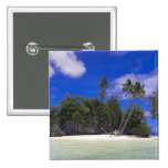 Islas Palau de la roca Pin Cuadrada 5 Cm