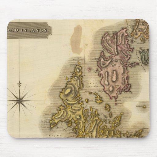 Islas Shetland Alfombrilla De Raton