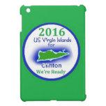 Islas Vírgenes 2016 de Clinton