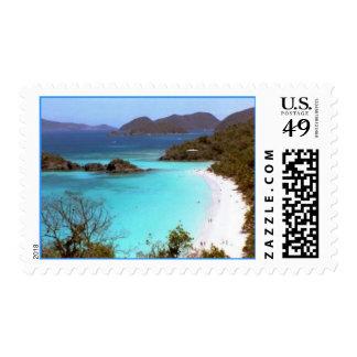 Islas Vírgenes de St John los E.E.U.U. Sello