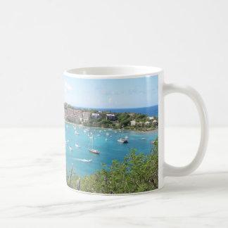 Islas Vírgenes de St. John los E.E.U.U. Taza