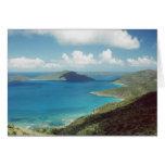 Islas Vírgenes Tarjeta De Felicitación