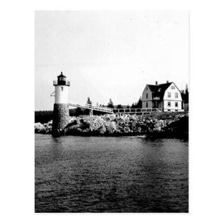 Isle Au Haut Lighthouse Postcards