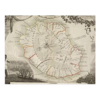 Isle De La Reunion Tarjetas Postales