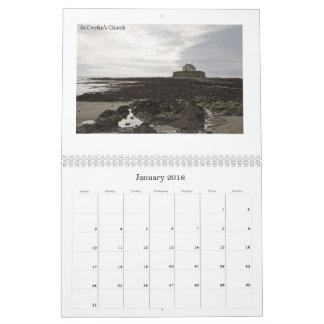 ISLE of ANGLESEY Calendar