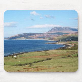 Isle of Arran Mouse Pad