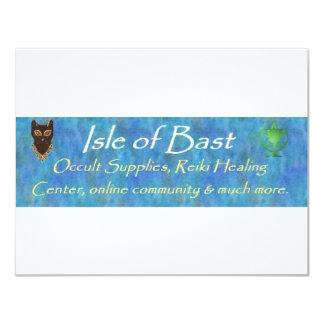 Isle of Bast Card