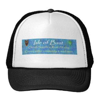 Isle of Bast Trucker Hat