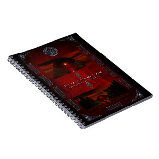 Isle of Black Flame/Realm of Fire and Ash Notebook