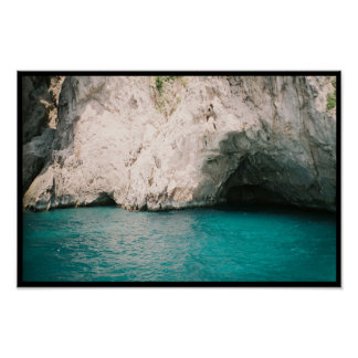 Isle of Capri Blue Grotto Posters
