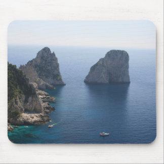 Isle of Capri Mouse Pad
