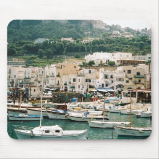 Isle of Capri Mouse Pad