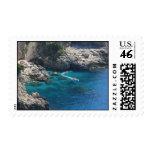 Isle of Capri Postage Stamp