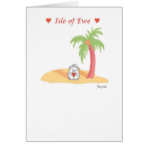 ISLE OF EWE Valentine by Boynton Card