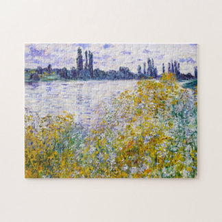 Isle of Flowers on the Seine near Vetheuil Puzzle
