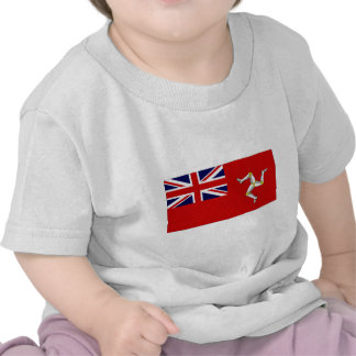 Isle of Man Civil Ensign Tshirts