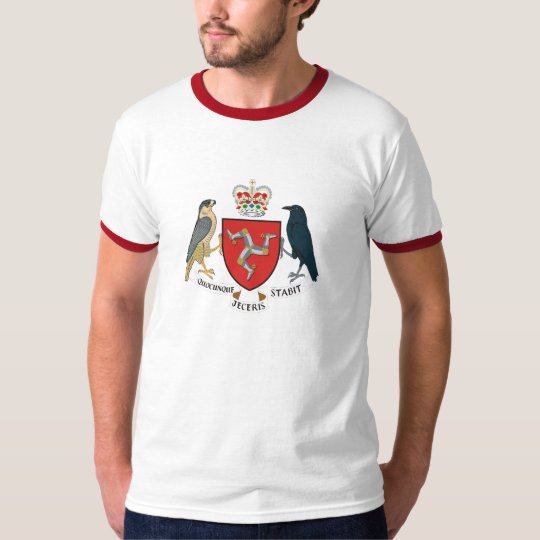 Isle of Man Coat of Arms shirt