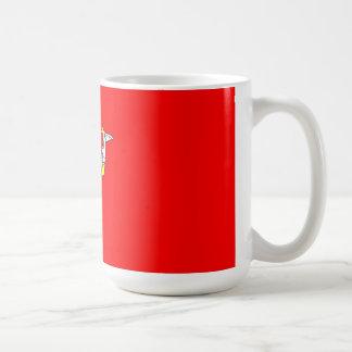 Isle of Man Coffee Mug