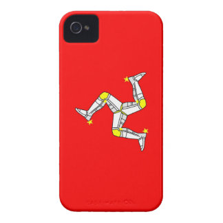 isle of man country flag case