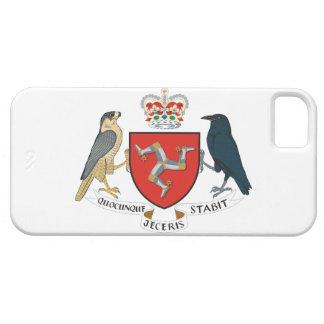 isle of man emblem iPhone 5 case