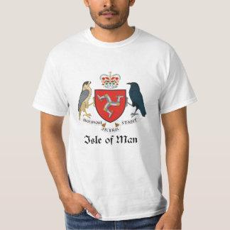 ISLE OF MAN - emblem/flag/symbol/coat of arms T-Shirt