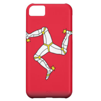 Isle of Man Flag Case For iPhone 5C