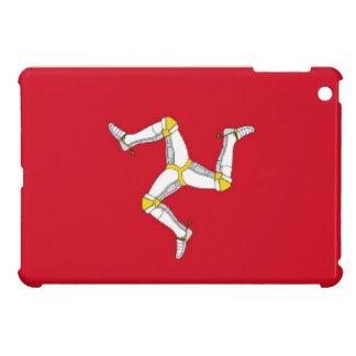 Isle of Man Flag iPad Mini Cases