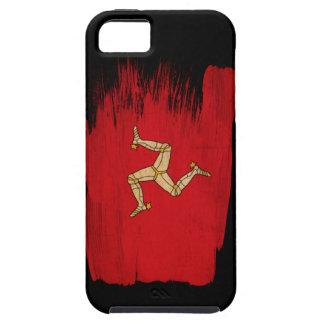 Isle of Man Flag iPhone SE/5/5s Case