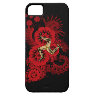 Isle of Man Flag iPhone SE/5/5s Case