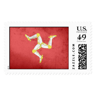 Isle of man Flag Stamps