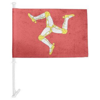 Isle of man Flag Car Flag