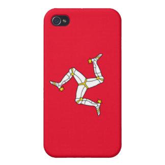 Isle of Man  iPhone 4 Case