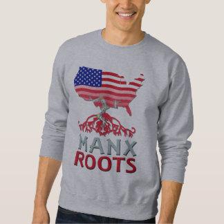 Isle of Man Manx American Sweatshirt