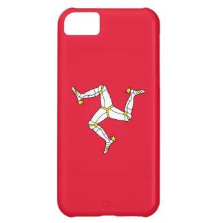 Isle of Man – Manx Flag iPhone 5C Cases