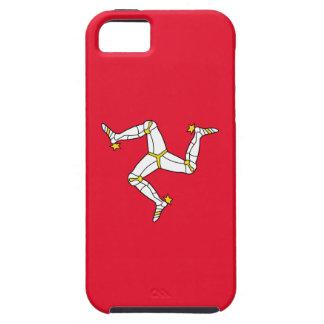 Isle of Man – Manx Flag iPhone 5 Covers
